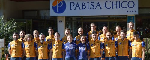 DE F pabisa cycling team Saisonstart 2019