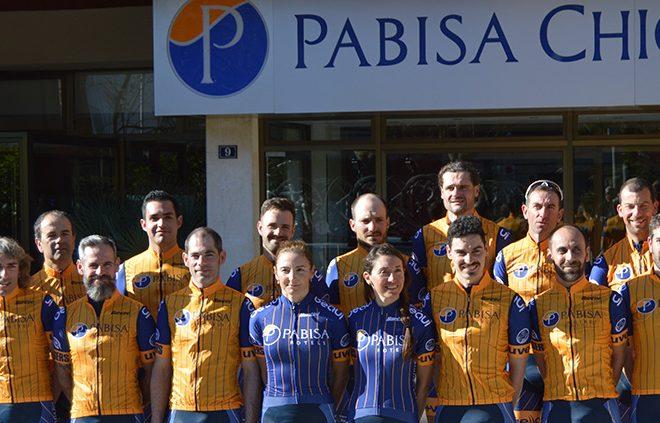 DE F pabisa cycling team Saisonstart 2019