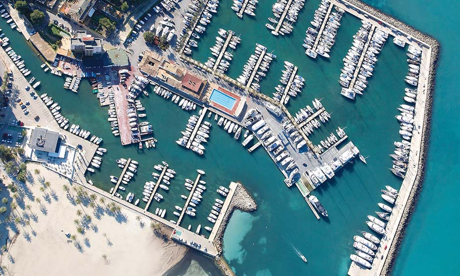 Pabisa Hotels Arenal club nautico Aktivitaten und Wassersport