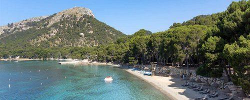 DE F Pabisa Hotel Mallorca Formentor Strand