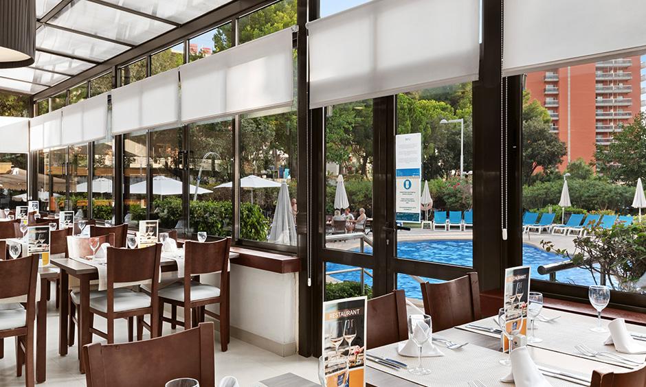 DE Pabisa Chico Dinner und Mittagessen Hotel