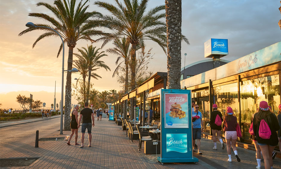 DE Pabisa Hotels all inclusive plus Gegend Playa de Palma Mallorca