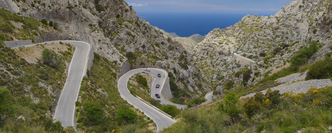 Ein Radurlaub im Herbst und Winter auf Mallorca