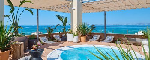 F DE Pabisa Rooftop Bar Amrum Sky Bar Bali Urlaub Mallorca