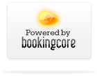 Powered by BookingCore